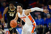 Florida Gators guard Andrew Nembhard (2) as the Florida Gators mens basketball team hosted the Vanderbilt Commodores at Exacteh Arena in Gainesville, Florida.  February 15th, 2020. Gator Country Photo by David Bowie.