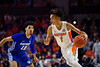 Photos from the sideline as the Florida Gators mens basketball team hosted the Kentucky Wildcats at Exacteh Arena in Gainesville, Florida.  March 7th, 2020. Gator Country Photo by David Bowie.