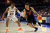 Florida Gators forward Keyontae Johnson (11) as the Florida Gators mens basketball team defeats the #4 Auburn Tigers 69-47 at Exacteh Arena in Gainesville, Florida.  January 18th, 2020. Gator Country Photo by David Bowie.