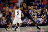 Florida Gators forward Omar Payne (5) as the Florida Gators mens basketball team defeats the #4 Auburn Tigers 69-47 at Exacteh Arena in Gainesville, Florida.  January 18th, 2020. Gator Country Photo by David Bowie.
