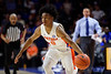 Florida Gators guard Ques Glover (0) as the #6 Florida Gators mens basketball team hosted the Florida State Seminoles at Exacteh Arena in Gainesville, Florida.  November 10th, 2019. Gator Country Photo by David Bowie.