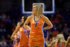 during the second half as the #6 Florida Gators mens basketball team hosted the Florida State Seminoles at Exacteh Arena in Gainesville, Florida.  November 10th, 2019. Gator Country Photo by David Bowie.