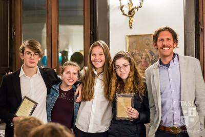 Cross Country Award Winners