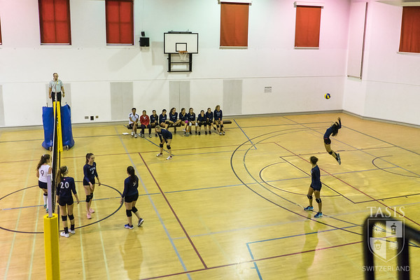 TASIS Family Weekend - Girls Varsity Volleyball vs ASM