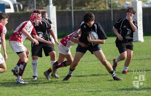 TASIS Rugby Joins Lugano Club