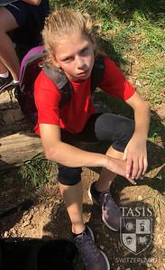 Eighth grade take a hike to San Salvatore