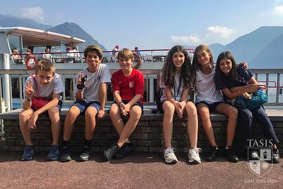 Sixth grade explore Gandria