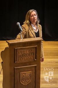 TASIS Speaker Series