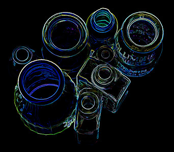circles - Linda Harris PSA Score 10