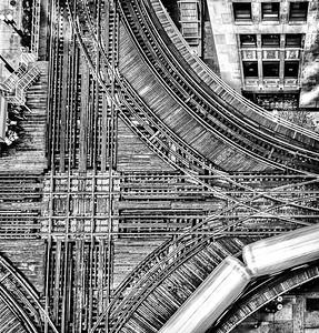3. Chicago El Tracks - PSA 9