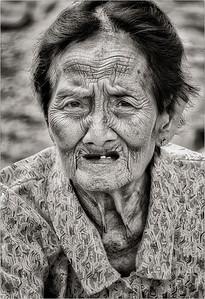 Vietnam Granny -  PSA Score 8
