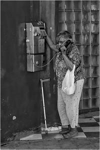 Havana Payphone - PSA Score 7