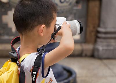Budding Photographer - PSA Score 5