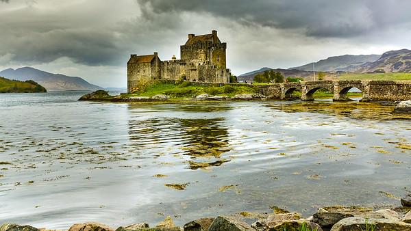 Eilean Donan Castle-Clarke Cochran PSA Score 11