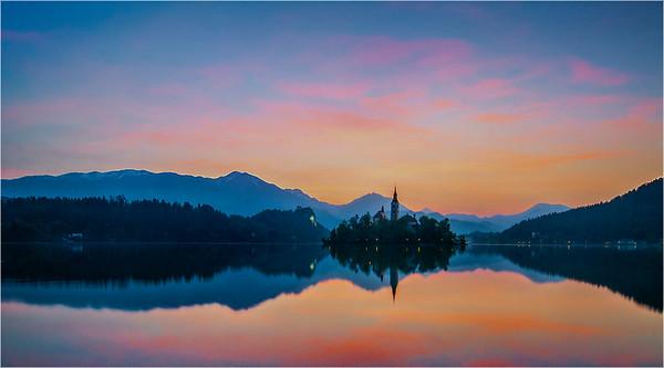 Lake Bled- Anastasia Tompkins PSA Score 7