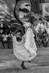 Santaria Dancer PSA Score 11- Harvey Augenbraun
