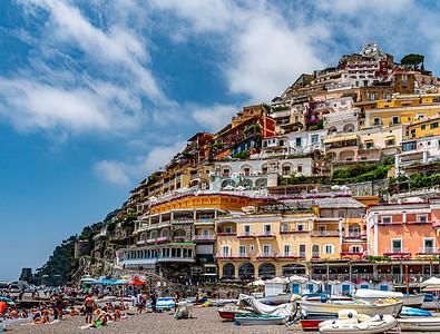 Amalfi Coast PSA Score 12 HM- Linda Springer