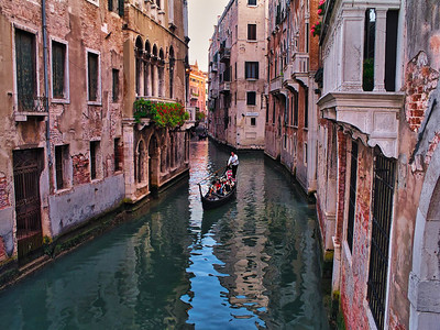 Venice Canal- PSA 10