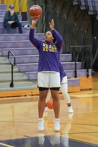 RHS Girls Basketball vs JJ Pearce