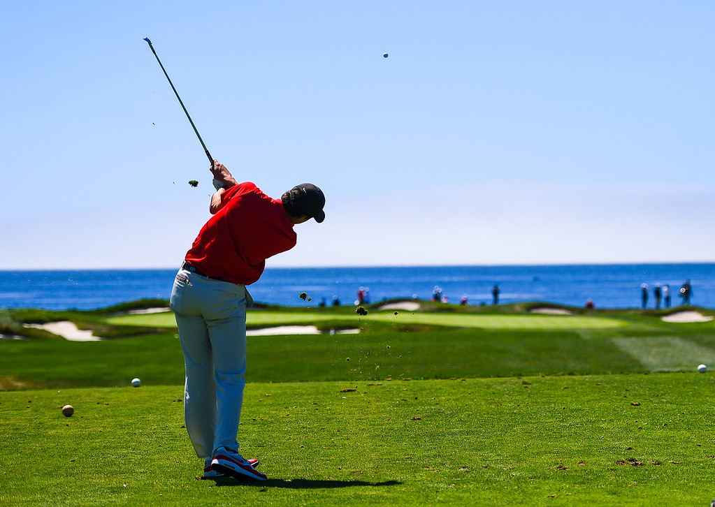 (Photo by John Weast)Pebble Beach, Calif. Aug. 31-Sept. 2, 2019