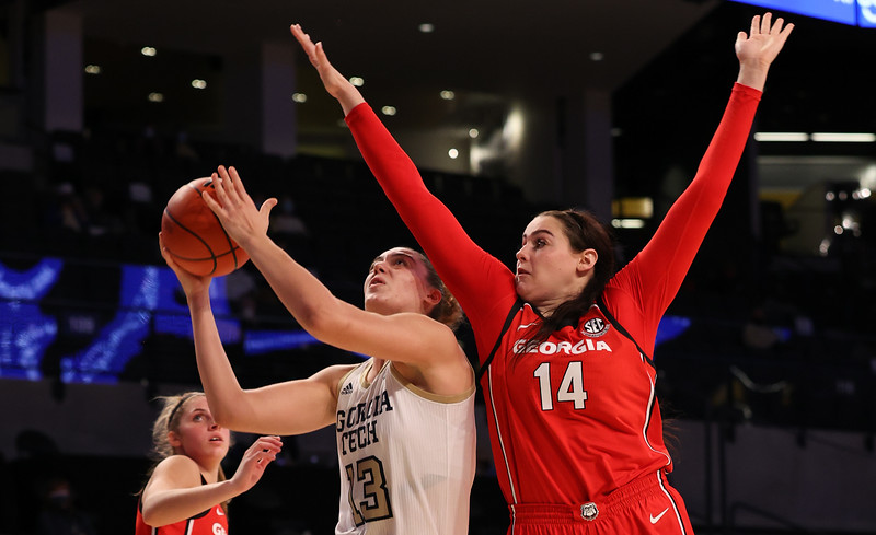 Jenna Staiti  (Photo: Georgia Sports Communications)