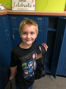 Blake | 2nd grade | Rutledge Elementary