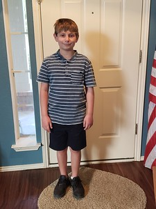 Brady | 6th grade | Henry Middle School