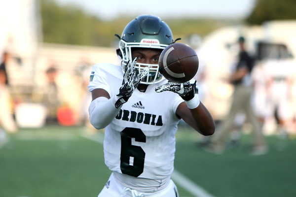 20190920 Nordonia v Twinsburg Pregame, Bands, and Fans