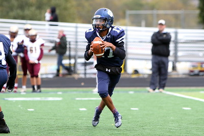 20191017 Freshman Football - Stow v Twinsburg