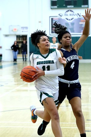 20191218 Ladies Basketball - Twinsburg v Nordonia