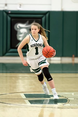 20191218 Ladies JV Basketball - Twinsburg v Nordonia