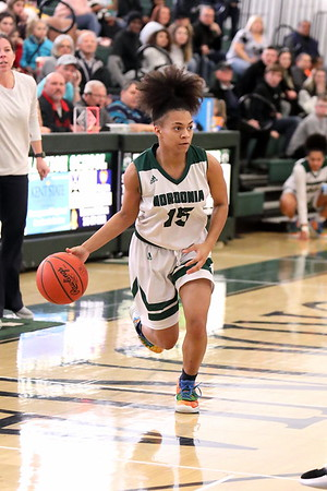20191228 Ladies Basketball - Aurora v Nordonia