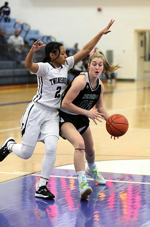 20200111 Ladies Basketball - Nordonia v Twinsburg