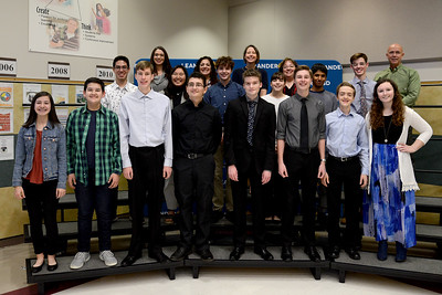 An outstanding 40 Leander ISD high school band and choir students earned a spot in a Texas Music Educators Association (TMEA) All-State ensemble, nearly doubling last year's total of 22. Every LISD high school had at least one student make either All-State Choir or Band, the highest honor a high school musician can achieve.