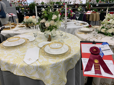 Table Artistry Award Winner AND Award of Design Excellence