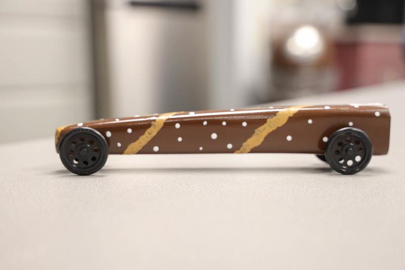 2. Pretzel Stick