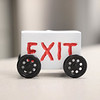 3. Exit Sign