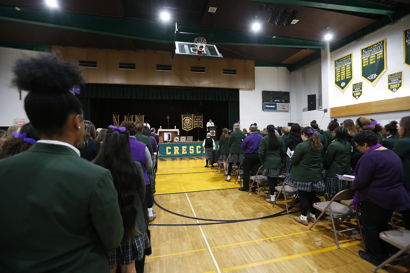 Cabrini Feast Day Mass<br /> 11/13/19<br /> Photo: Tyler Kaufman/©2019