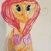 """Ariel"" Sophia Crowell, first grade, Parkwood Elementary"