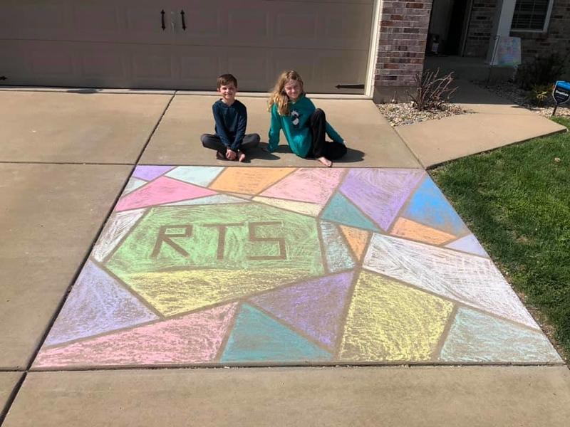 Mason and Olivia, third and sixth grade, Remington Traditional
