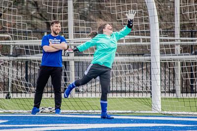 Varsity Girls Soccer vs Hiram - Photographer - Makenzie Cochran