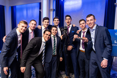 Yeshiva University High School Dinner, hosted at the Marina Del Rey, honoring parents, teachers, and administrators. The event was followed by a dessert reception and a student fair.