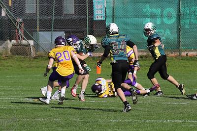 2019; AFBÖ; Salzburg Ducks; American Football; Vienna Vikings; U18; Youth