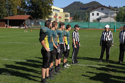 2019; AFBÖ; Salzburg Ducks; American Football; Vienna Vikings; U18; Youth