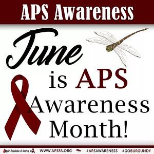 June is APS Awareness Month