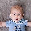 Pierce 6 months 2 days photo shoot