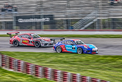 2019 Acura Sports Car Challenge at Mid-Ohio - Porsche GT3 Cup