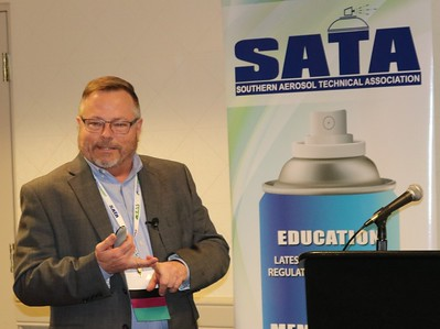 Allen Price, RSC Chemical Solutions; 'Formulation Considerations'