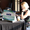 Abby Haywood, SATA Treasurer