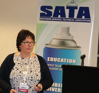 Barbara Decaire, Honeywell; 'Propellants Use & Safety Panel - Propellants'